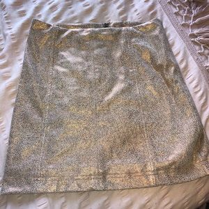 Free people pink miniskirt small 2